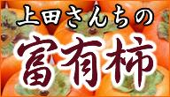 上田さんちの富有柿予約販売中!