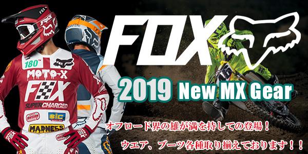 FOX 2019